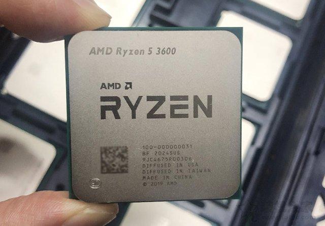 AMD锐龙R5-3600搭配GTX1650