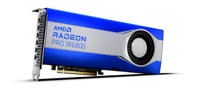 AMD Radeon PRO W6800显卡